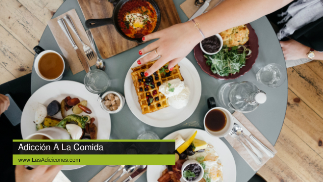 Adicción A La Comida: ¿Por Qué Estás Realmente Hambriento?
